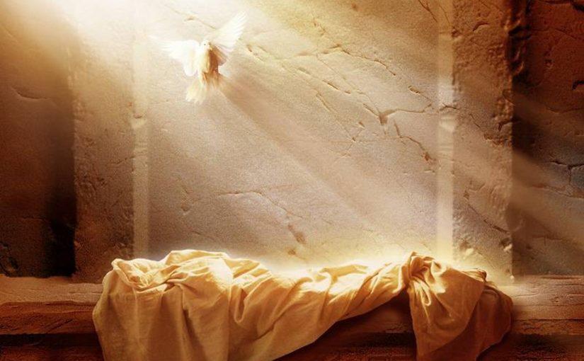 Rejoice.  He Is Risen.