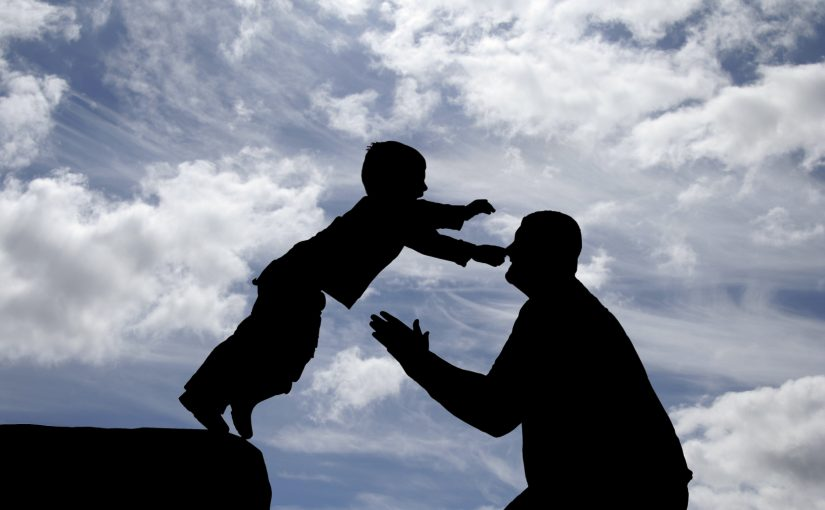 A Son Trusts His Father